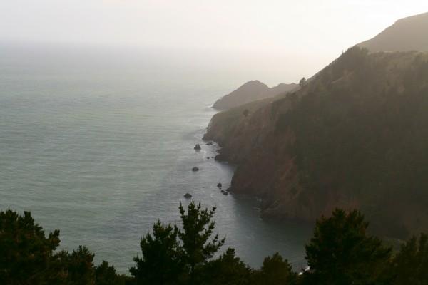 Preciosas vistas del mar
