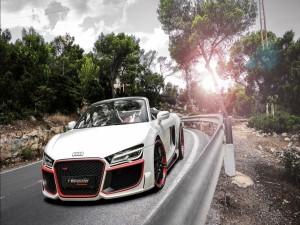 Postal: Audi R8 V10 Spyder