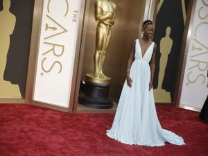 Lupita Nyong'o (Oscar 2014 actriz secundaria)