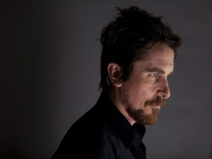 El actor Christian Bale