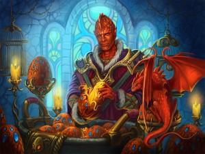 El rey de los dragones