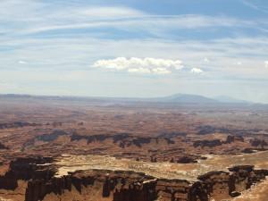 Vista panorámica del paisaje