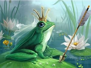 La princesa rana