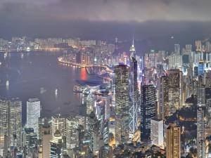 Puerto de Victoria, Hong Kong