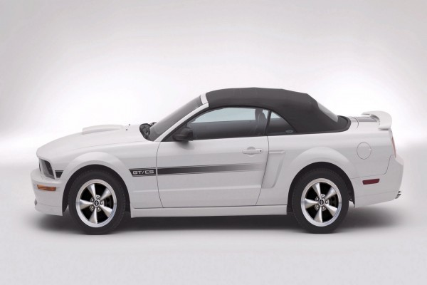 Ford Mustang GT-CS