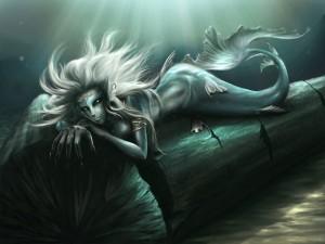 Sirena hechicera