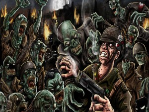 Postal: Call of Duty: World at War Zombies