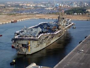 Postal: USS John F. Kennedy (CV-67)