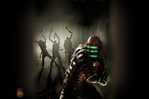 Dead Space: Isaac Clark perseguido