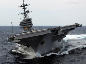 Postal: Portaaviones USS George H. W. Bush (CVN-77)