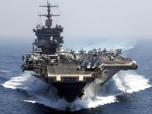 Postal: Portaaviones USS Enterprise (CVN-65)