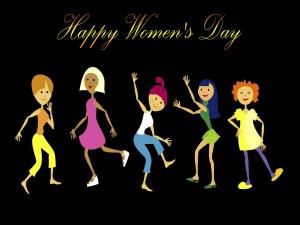 Felicitación en el Día Internacional de la Mujer