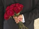 Rosas rojas para regalar