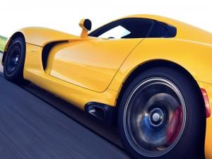 Viper amarillo