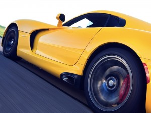 Postal: Viper amarillo