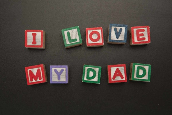 Día del Padre: I Love My Dad