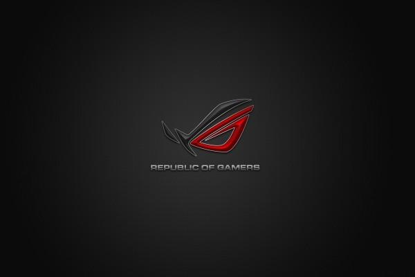 Logo Republic of Gamers