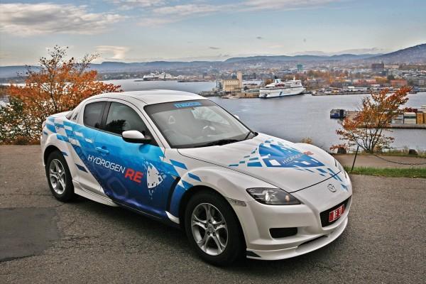 Mazda Hydrogen RE
