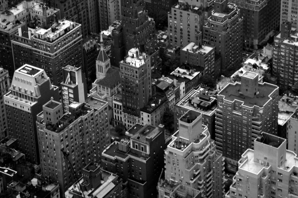 Edificios de Manhattan