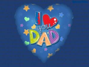 Postal: Día del Padre: Te Quiero Papá