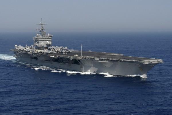 El gran portaaviones: USS Enterprise (CVN-65)