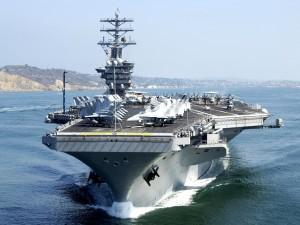 Postal: USS Nimitz (CVN-68)