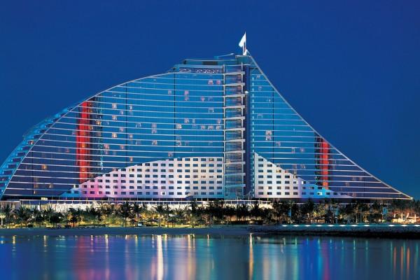 El hotel Jumeirah Beach (Dubái)