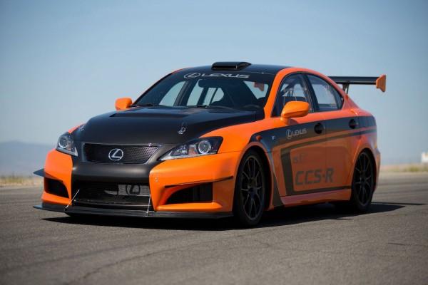 Lexus CCS-R