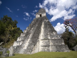 Templo del Gran Jaguar (Petén, Guatemala)