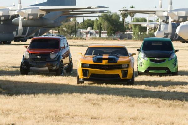 Tres Chevrolet