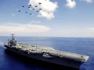 Postal: USS Abraham Lincoln (CVN-72)