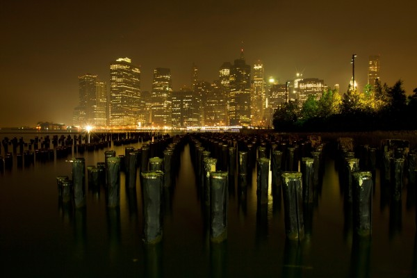 Luces de Nueva York