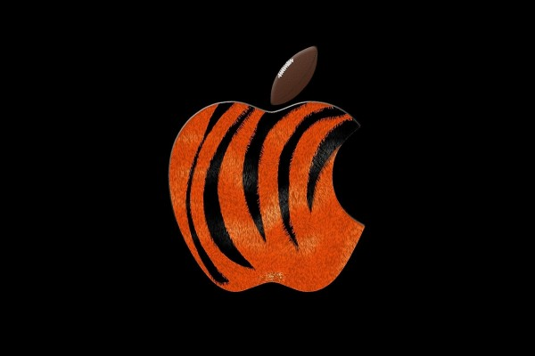 Apple tigre
