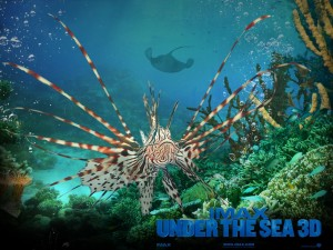 Cartel del Imax, Under The Sea 3D