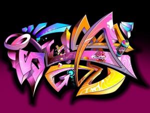 Postal: Graffiti