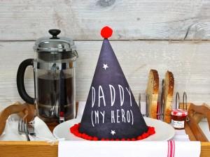 Día del Padre: desayuno para papá