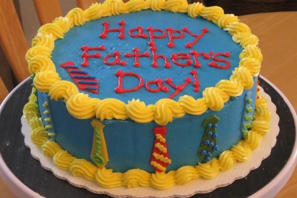 Tarta para el Día del Padre