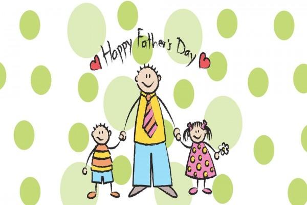 Dibujo para el Día del Padre