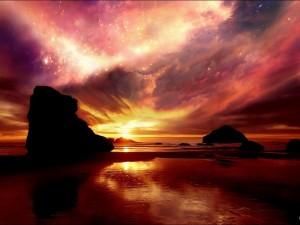 El mar y el universo
