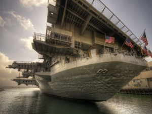 Postal: USS Midway Museum