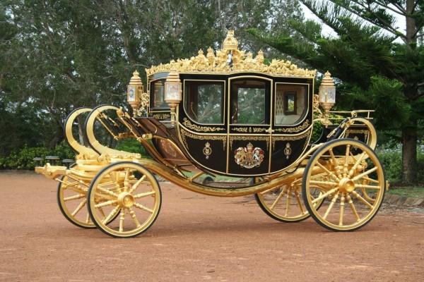 Elegante carroza