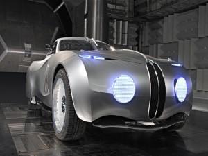Postal: BMW Mille Miglia