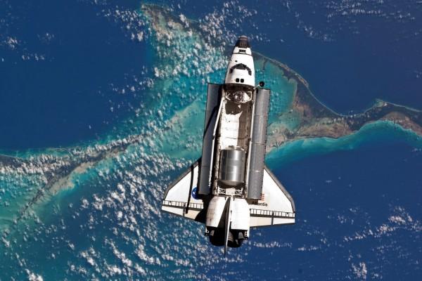 Atlantis, transbordador espacial