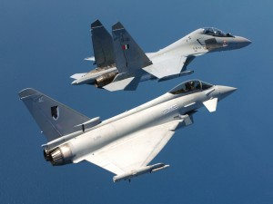 Postal: Aviones Mirage MiG-29