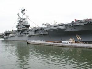 Mantenimiento del portaaviones