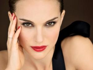 Postal: La bella actriz, Natalie Portman