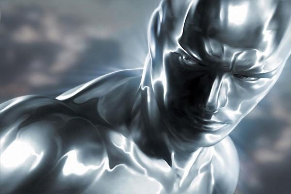 Hombre de plata