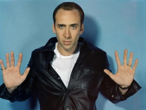 Postal: Nicolas Cage