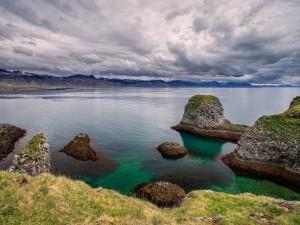 Postal: La sabiduría de la naturaleza (Islandia)