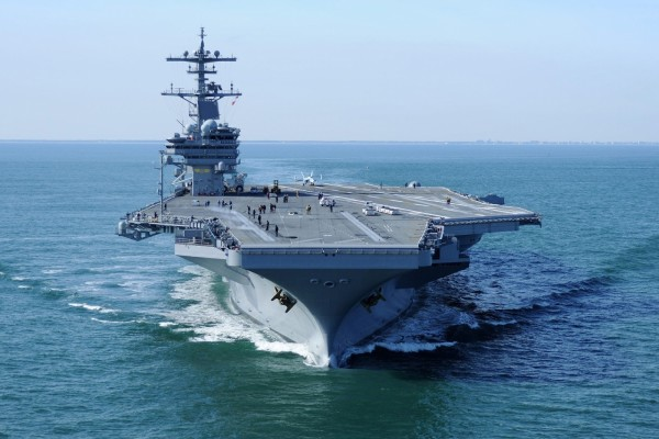 Portaaviones: USS George H. W. Bush (CVN-77)